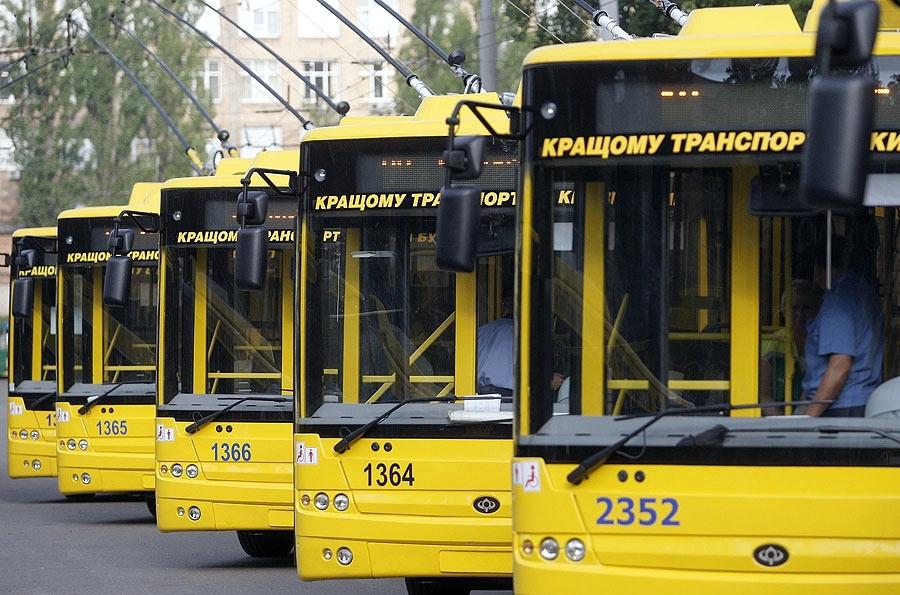 Київпастранс, страйк