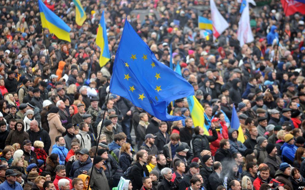 Євромайдан, київ, соціологічне опитування