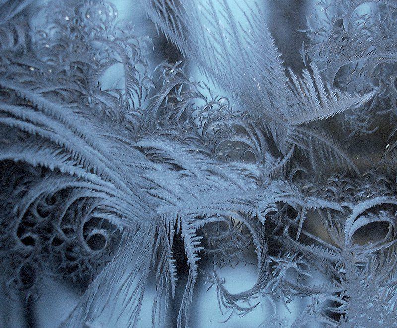 погода, мороз, зима