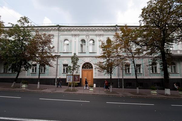 музей, реконструкція