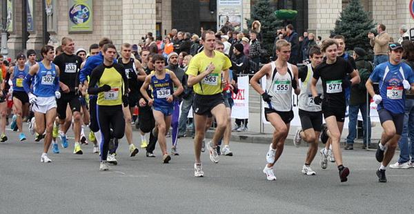 спорт, марафон