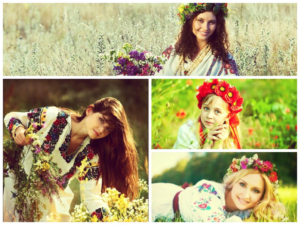 Квіти у волоссі - знову в моді українські віночки - фото 5